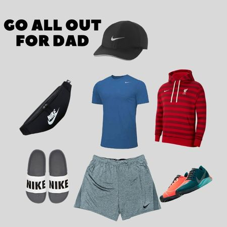 go all out for dad with Walmart's deals for days. #nike #walmart #fathersday