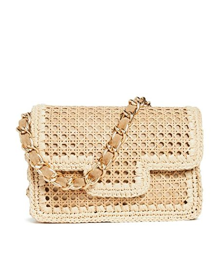 Just got this amazing bag! So chic and perfect for summer & vacations!