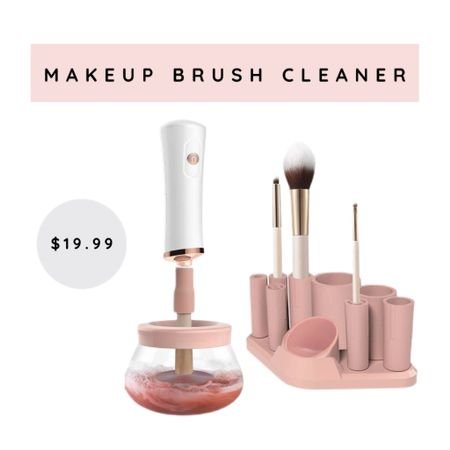 Available on Amazon Prime! The quickest and most effective way to clean your makeup brushes! It also makes this chore feel less boring haha! http://liketk.it/3apMv #liketkit @liketoknow.it #LTKsalealert #StayHomeWithLTK #LTKbeauty Shop your screenshot of this pic with the LIKEtoKNOW.it shopping app