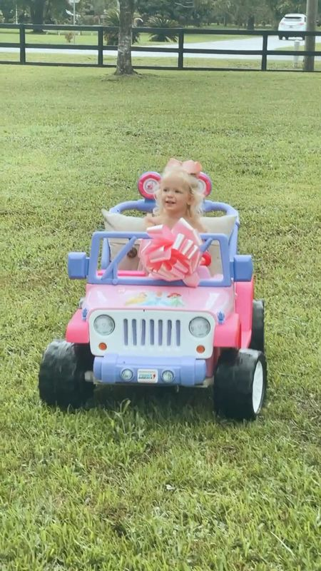 Sharing a bunch of gift ideas for every girly 2-year old in your life!! See the blog post at meeklyloving.com 💗💕   #LTKbaby