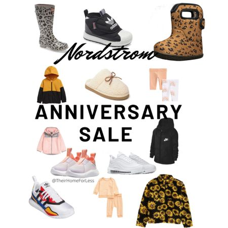 The Nordstorm anniversary sale opens up to all shoppers tomorrow. This is Nordstrom's most popular sale and items are sure to sale out fast!   These are some of my favorite kids items from the sale. You can add these items directly to your Nordstrom wishlist for easy access when sale opens to everyone tomorrow. I'll be adding more of my top picks from the sale so be sure to check back.   #ltksalealert #ltkkids #ltkitsalealert  Follow my shop on the @shop.LTK app to shop this post and get my exclusive app-only content!  #liketkit #LTKbump #LTKfamily #LTKbaby #LTKfamily #LTKbaby #LTKbump @shop.ltk  #LTKkids #LTKfamily #LTKbaby