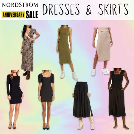 NSale Nordstrom anniversary sale affordable skirts dress dresses skirt   #LTKstyletip #LTKworkwear #LTKsalealert