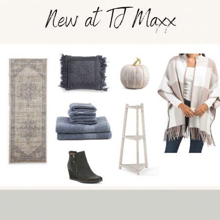 New Tj Maxx Finds 🌿  #LTKstyletip #LTKhome #LTKSeasonal