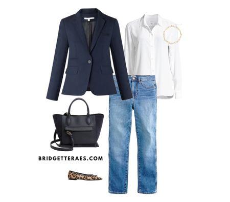 Chic simple for work   #LTKworkwear