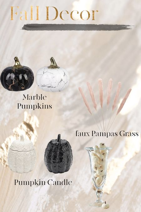 Some of my favorite fall decor from @QVC #ad   #LTKSeasonal #LTKhome