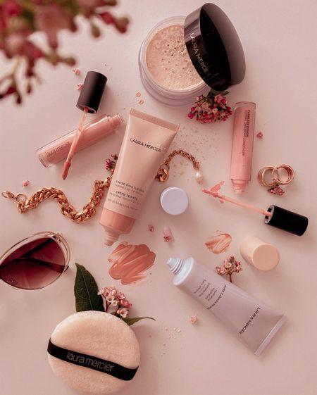 Make up - beauty - concealer- tinted moisturiser- primer - Laura mercier    #LTKbeauty #LTKSeasonal #LTKVDay