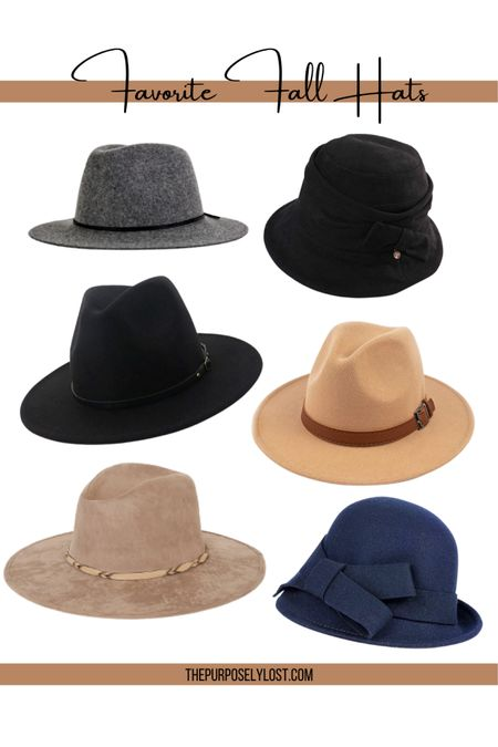 Don't you just love how a hat can perfectly complete your look? Take a peek at these six perfect fall hats! http://liketk.it/2Y0fE #liketkit @liketoknow.it