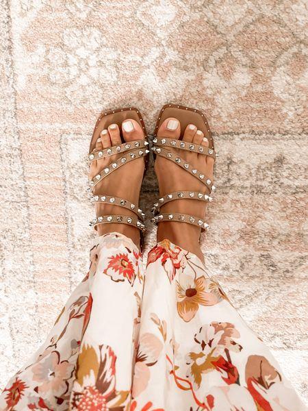These sandals are amazing!   #LTKshoecrush #LTKbump #LTKunder100