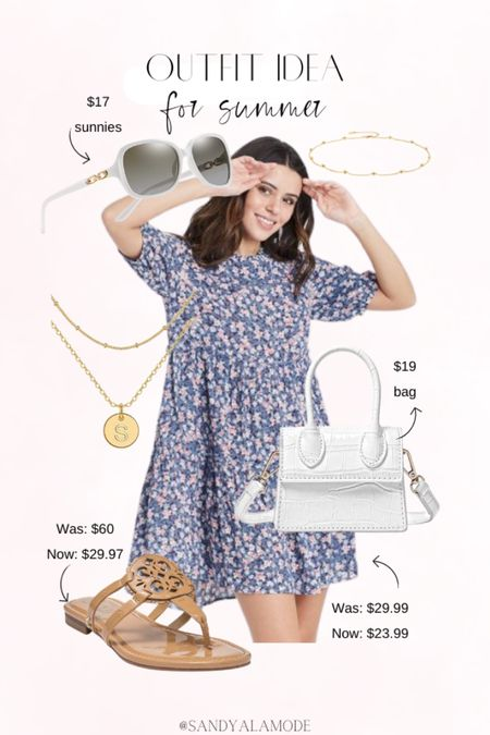 Outfit idea for summer http://liketk.it/3hfMp #liketkit @liketoknow.it #LTKshoecrush #LTKsalealert #LTKfit