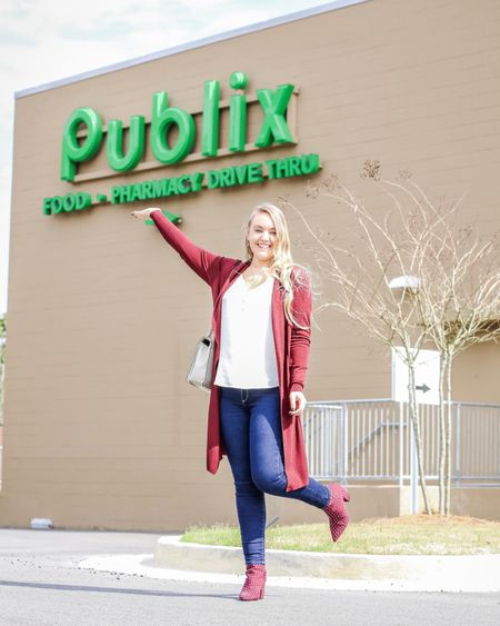 ✨NEW BLOG POST✨                   Quit running around town for all your personal, home and grocery needs! How about getting everything on your shopping list all in one place & saving money in the process? I'm showing you how simple it is to save at @Publix on CentsibleBlonde.com! Sharing some sale items + tips on how to save during your shopping trip! 🛒 #sponsored #ad   📷@Katie_BeePhoto       You can instantly shop all of my looks by following me on the LIKEtoKNOW.it app or on CentsibleBlonde.com!    http://liketk.it/2zY3n #liketkit @liketoknow.it #LTKunder50 #LTKunder100 #LTKsalealert #LTKshoecrush #LTKstyletip #ltkfashion #ltkstyle #savemoney #publix #savings #procterandgamble