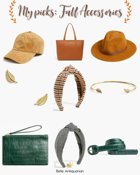 Extra 15% off 3+ accessories. Use code:  SOEXTRA  Ready for fall?? Polish off a complete outfit with these accessories.  #LTKworkwear #LTKsalealert #LTKunder100