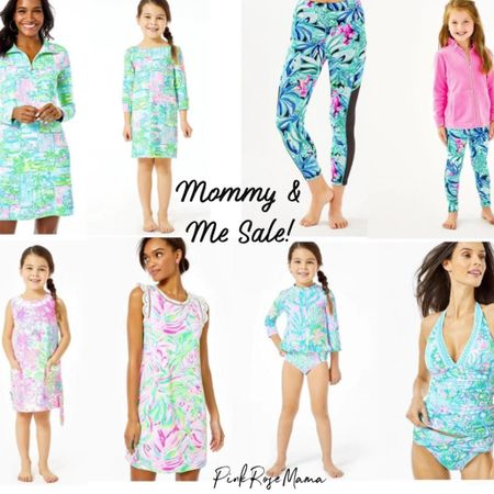 Love these mommy and me preppy outfits for spring and summer !  .  http://liketk.it/2MRXR #liketkit @liketoknow.it @liketoknow.it.family #StayHomeWithLTK #LTKkids #LTKsalealert  . . . Summer vacation outfits mother daughter matching mommy & me dresses floral dresses leggings mother daughter leggings bridal shower dress