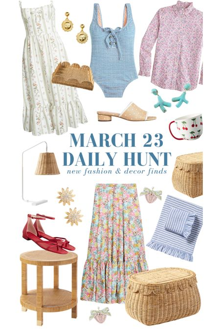 My March 23 finds! Shop even more on the Daily Hunt page of KatieConsiders.com #liketkit @liketoknow.it http://liketk.it/3b92O