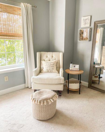 Cozy bedroom corner http://liketk.it/3ftjV #liketkit #LTKhome #LTKbaby #LTKunder50 @liketoknow.it @liketoknow.it.home @liketoknow.it.family