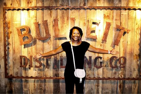 http://liketk.it/2ElkJ Making Bourbon Girly at the new @BulleitDistillery in Shelbyville. Check out why I am loving this place and why you and your gal pals should plan a tour their ASAP!!  👯 🥃  . . Shop my daily looks by following me on the LIKEtoKNOW.it app #liketkit @liketoknow.it  . .  #LTKcurves #LTKstyletip #LTKunder50 #LTKsalealert #LTKbeauty