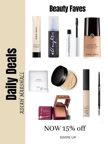 Nordstrom beauty items on SALE 15%off  #LTKsalealert #LTKbeauty #LTKSeasonal