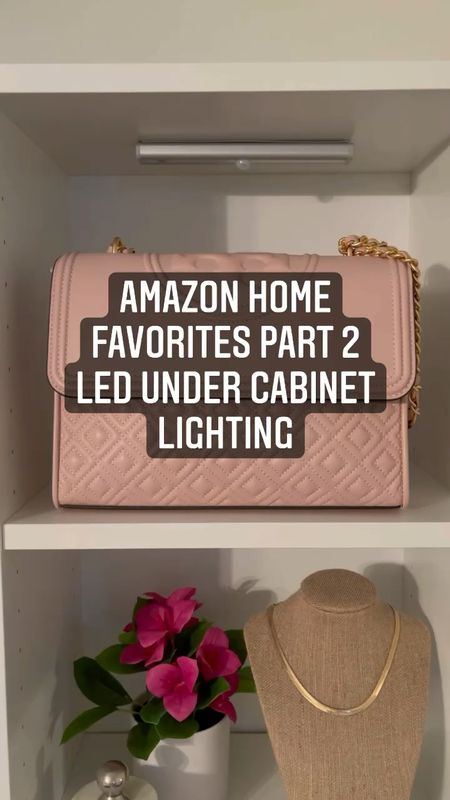Amazon home favorites, under cabinet led lights, removable   #LTKstyletip #LTKunder50 #LTKhome