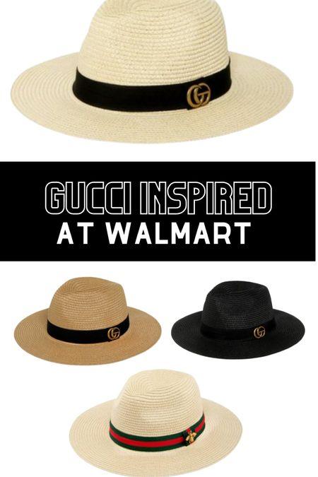 Gucci inspired hat. Gucci hat dupes    #LTKunder50 #LTKGiftGuide #LTKstyletip