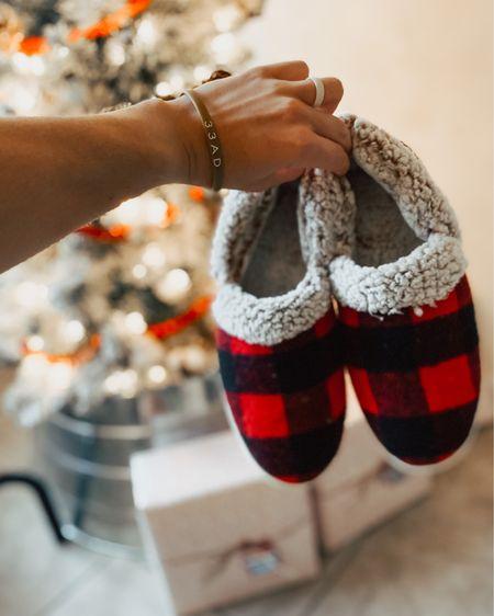 Women's slippers for stocking stuffer! http://liketk.it/341uA @liketoknow.it #liketkit #LTKgiftspo #StayHomeWithLTK #LTKshoecrush