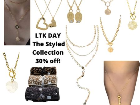 http://liketk.it/3hhtT #liketkit @liketoknow.it #LTKDay #LTKsalealert #LTKstyletip  30% off The Styled Collection ✨  Their pieces are so fun and eye catching.  Linked up the ones I own & others as well.  Oh! And I've heard their buttery leopard blankets are just like the bare foot dreams ones. Super cozy and apart of the sale.  Ends June 13th.  Code: LTK30  Price ranges: $12-$68