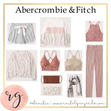 Happy Fall, LTK! ❤️ Here are my favorites from the Abercrombie sale. So many cute sweatshirts and comfy loungewear sets. #StayHomeWithLTK #LTKunder50 #LTKsalealert #liketkit @liketoknow.it http://liketk.it/2X5K0