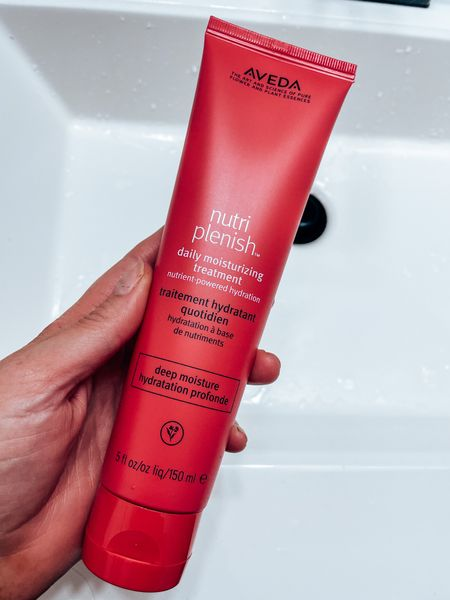 Aveda sale! Everything 20% off + free ship @ checkout! Love this new Aveda styling cream - smooths and set angles without adding weight! Can be used on damp hair or dry ends!     #LTKbeauty #LTKsalealert #LTKunder50