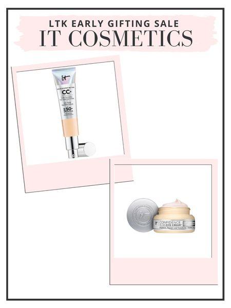 LTK Early Gifting Sale is here! Linking our two favorites from IT Cosmetics, both 25% off!  http://liketk.it/3nZrM #liketkit @liketoknow.it #LTKsalealert #LTKbeauty #LTKunder100