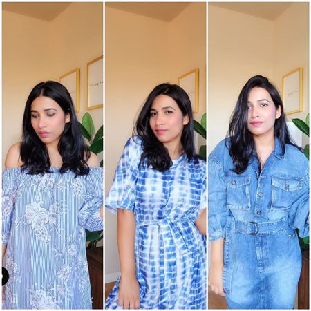 Blue dresses 👗 http://liketk.it/3mxhC @liketoknow.it #liketkit #LTKSeasonal #LTKunder50 #LTKunder100 #LTKtravel #LTKwedding #LTKstyletip #LTKsalealert #ltkfall #prettydress #bluedress