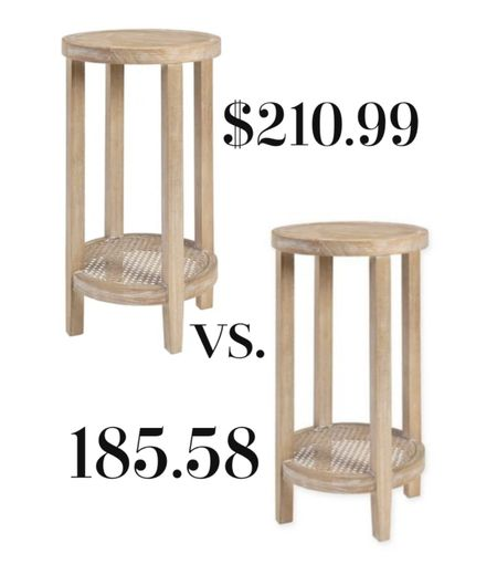 Beautiful reclaimed accent table look for less. Affordable furniture neutral decor   #LTKstyletip #LTKhome