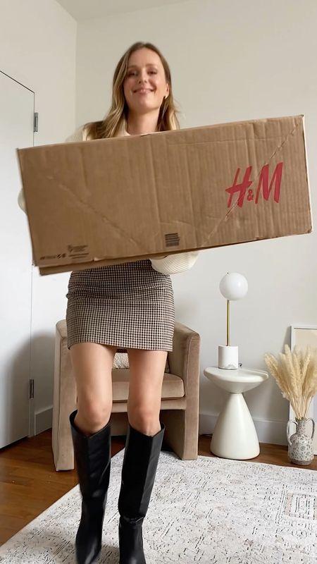 H&M fall haul new arrivals!   #LTKSeasonal #LTKunder100 #LTKunder50