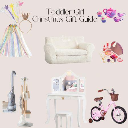Toddler Girl Gift Guide  #LTKkids #LTKHoliday #LTKGiftGuide