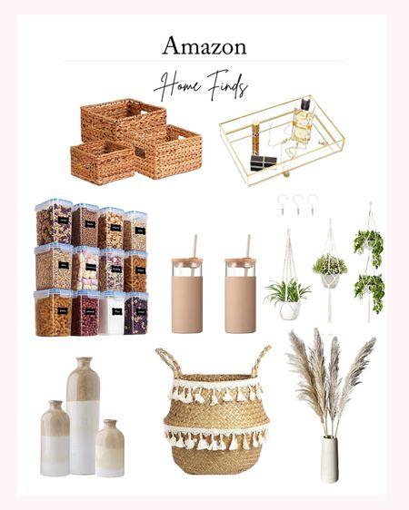 Amazon Home Finds - Home Decor, Home Storage, Home Organization   #LTKhome