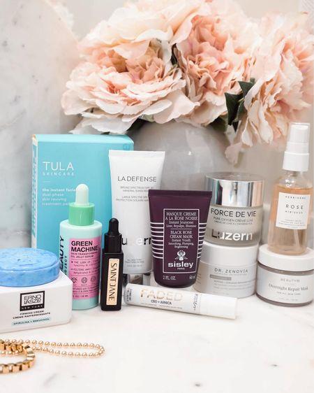 Beauty favorites, anti-aging skin care, Tula discount FASHIONEDLIFE   Face mist, luxe skincare   #LTKunder50 #LTKunder100 #LTKbeauty