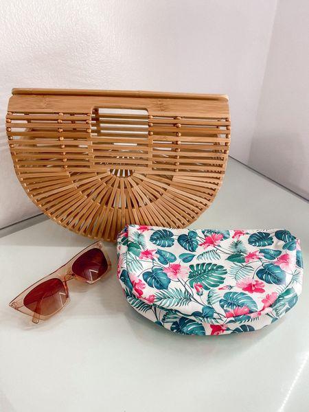 Handmade summer bag Bamboo bag Beach bag   #LTKunder50 #LTKsalealert #LTKitbag