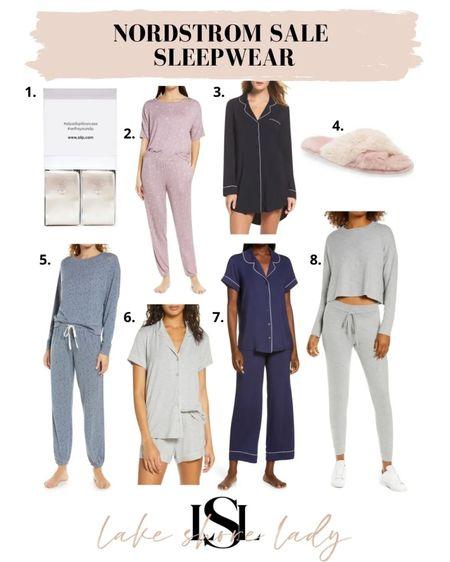 The best sleepwear from the Nordstrom sale! #nsale pajamas underwear panties slippers   #LTKsalealert