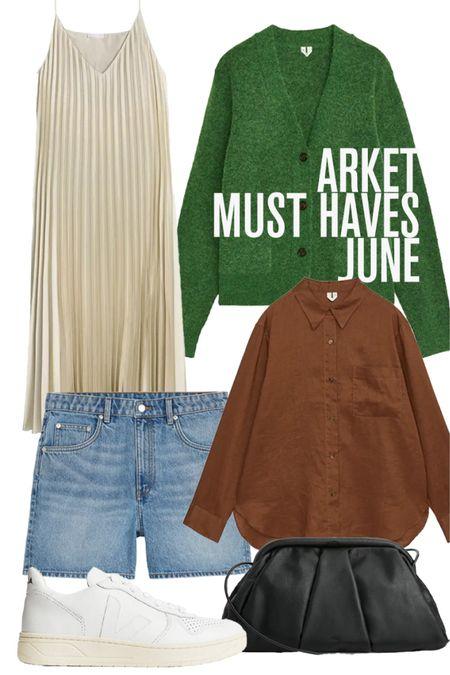 http://liketk.it/2QxlQ #liketkit @liketoknow.it Arket Must Haves June, Must Haves, Fashioninspiration, Arket Fashion, Arket Love, June Must Haves