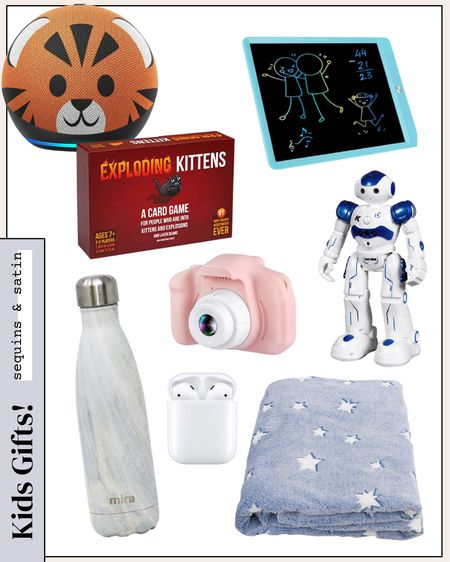 Amazon gift guide for kids! Most come in more color options too🙌 #amazongifts #giftguide #amazonprime   #LTKHoliday #LTKSeasonal #LTKGiftGuide