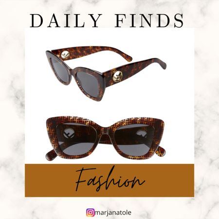 69% OFF these stunning Fendi sunglasses!  #LTKSale #LTKsalealert #LTKstyletip