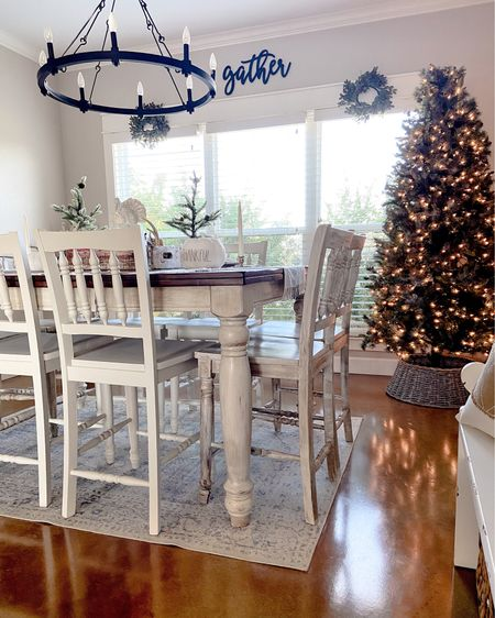 Looking for the perfect chandelier? Well here it is!! I also linked a great deal on a tree similar to this one and some awesome tree collars! They sale out fast so don't wait! http://liketk.it/312mW #LTKsalealert #StayHomeWithLTK @liketoknow.it.home  #liketkit @liketoknow.it