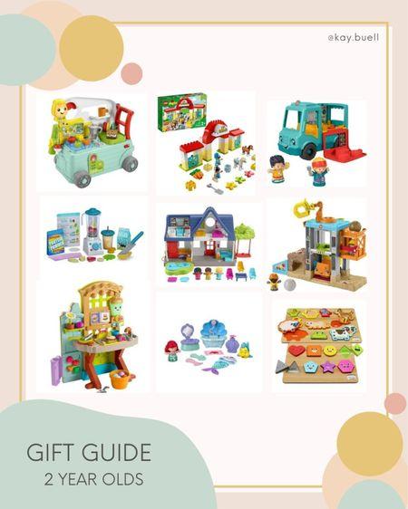 2 year old gift guide!   #LTKkids #LTKGiftGuide