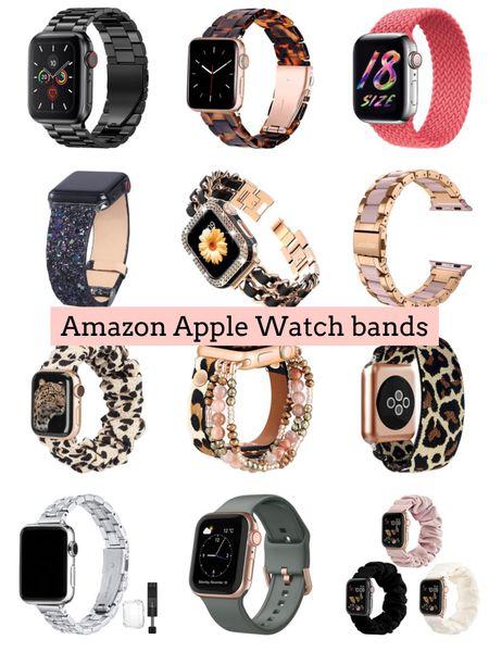Apple Watch bands   #LTKstyletip #LTKtravel #LTKunder50