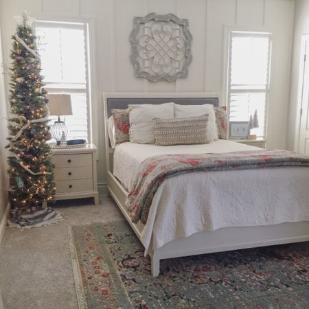 Adding this pencil tree to the master bedroom has brought so much holiday joy to the space.  Best decision! #LTKholidaystyle #LTKholidayathome #LTKholidaygiftguide #LTKfamily #LTKhome http://liketk.it/2HbSO #liketkit @liketoknow.it