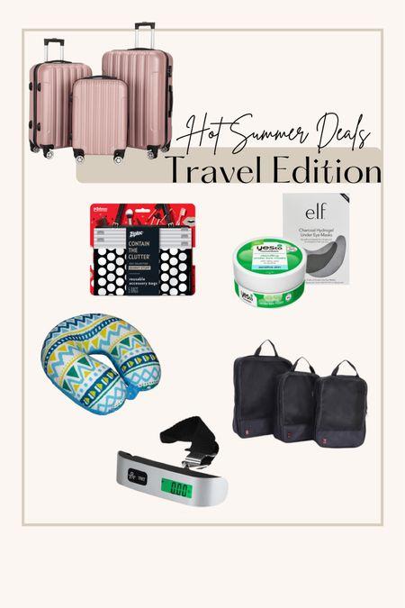 #walmartsale #travelsale #luggage #travelkit #travelmusthaves #travelhack  #LTKtravel #LTKstyletip #LTKsalealert