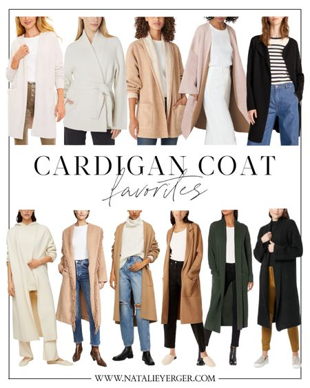 Cardigan, Cardigan Sweater, Fall Outfit, Fall Outfits, Black Cardigan, Long Cardigan, Coatigan, Cardigan Coat, Cardigan Coats  🍂 A roundup of my favorite cardigan coats of 2021. I own the J. Crew option in 3 colors and highly recommend it. Don't miss the under $100 options, if you're on a budget! Follow along for more fall outfit ideas, fall style inspiration, casual fall outfits, and roundups like these.  #fallclothes #falloutfitswomen #womensfalloutfits #dustercardigan #fallfashion #falljacket #falljackets #casualfalloutfits #cardigancoat #blackcardigancoat #camelcoatigans #fallfashion2021 #camelcoatigan #falloutfitswomen