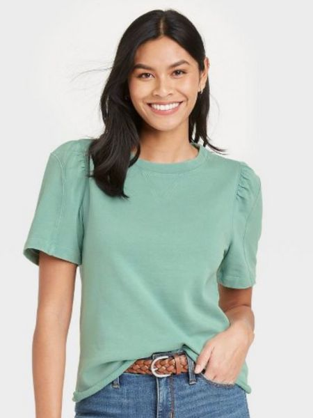 Cutest Target Shirt EVER! So comfortable and only $20!!!  #targetdeals #cutetops #LTKunder50 #LTKstyletip #LTKunder100   http://liketk.it/3fJeo #liketkit @liketoknow.it