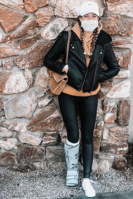 Nsale, Nordstrom sale, spanx, faux leather jacket, camel hoodie, shein   #LTKsalealert #LTKstyletip #LTKfit