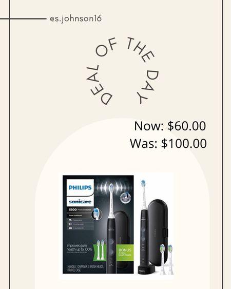 Toothbrush on sale for $60! Was $100!  http://liketk.it/3ib44 #liketkit @liketoknow.it #LTKsalealert #LTKbeauty #LTKunder50