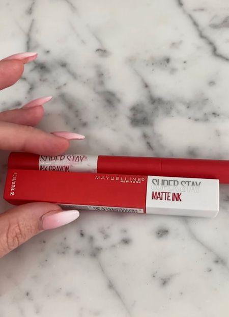 The perfect Red Lip Duo💄  #LTKsalealert #LTKunder50 #LTKbeauty