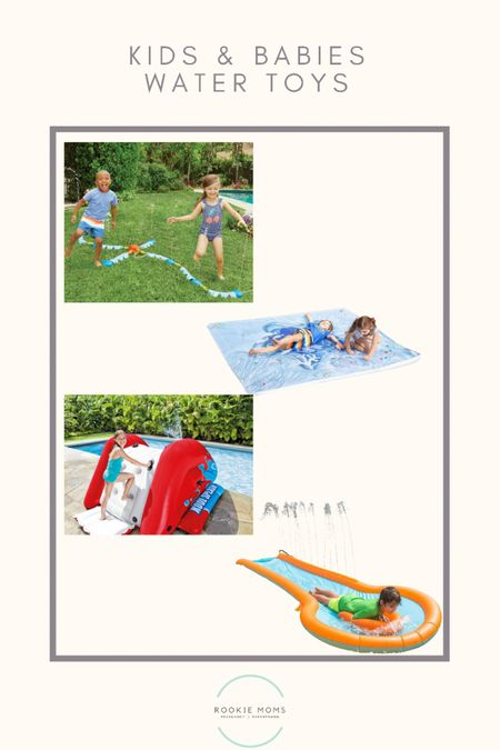 Sprinkler and water toys for summer fun up to 25% off this weekend    http://liketk.it/3goOB #liketkit @liketoknow.it #LTKunder50 #LTKhome #LTKkids @liketoknow.it.family Shop your screenshot of this pic with the LIKEtoKNOW.it shopping app