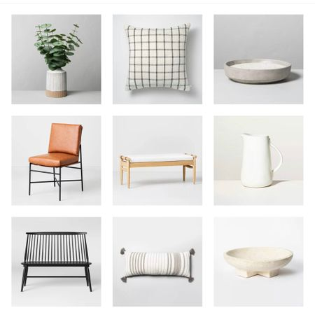 Design and decor pieces from Target   #LTKunder100 #LTKhome #LTKstyletip